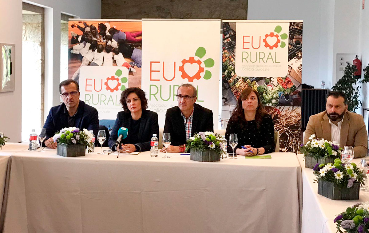 Presentación da web para a participación cidadá na elaboración da estratexia turística do xeodestino Ría de Vigo e Baixo Miño