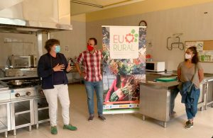 Monográfico sobre empanada no arranque do curso de Cociña creativa con produto local no Porriño