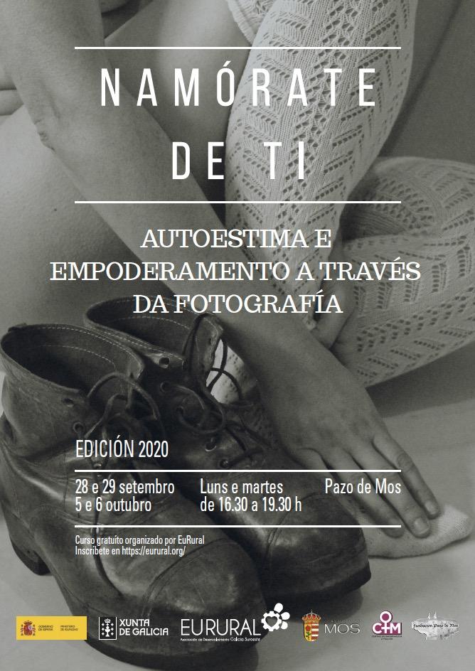 Eurural leva a Mos o seu curso de autoestima e empoderamento feminino a través da fotografía