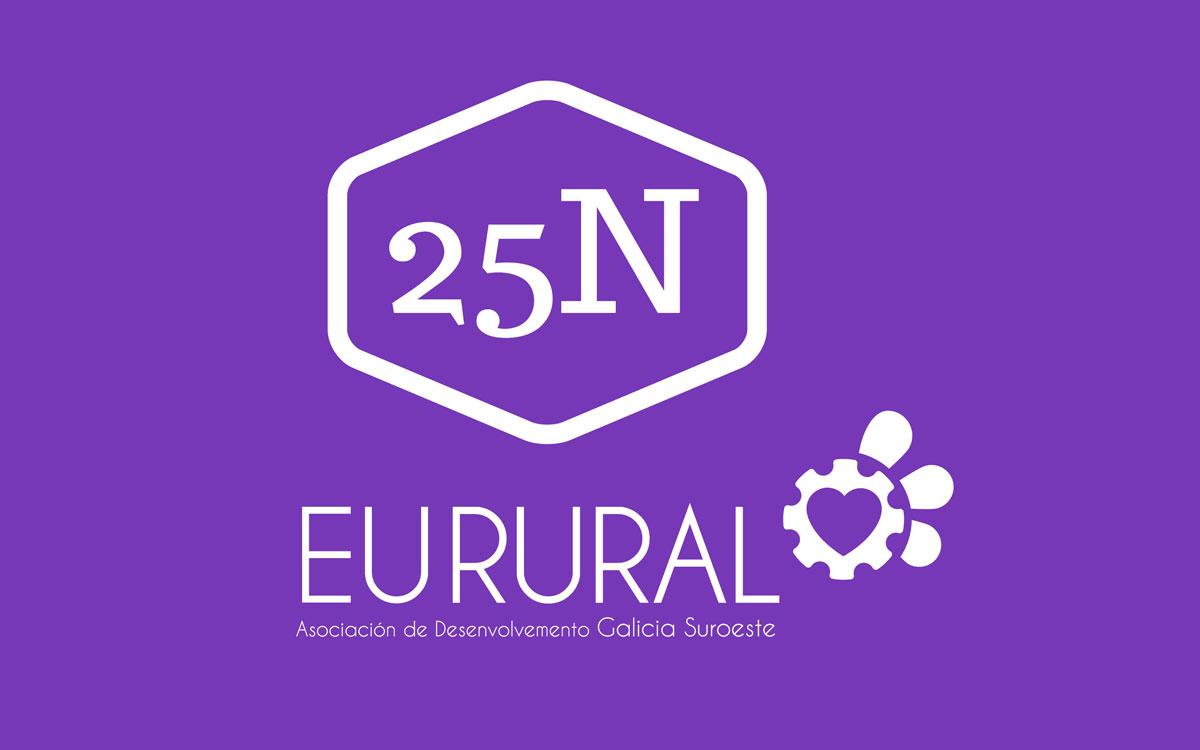 Os concellos do Grupo de Desenvolvemento Eu Rural súmanse á loita contra a violencia de xénero
