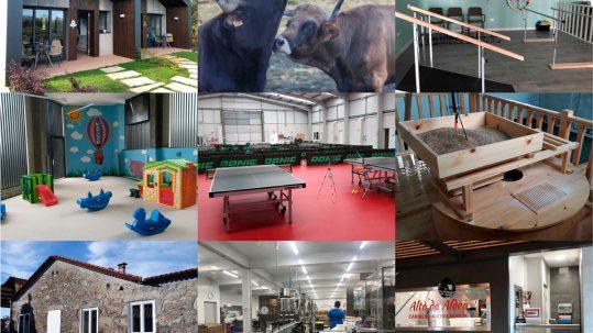 Dezaseis proxectos para continuar dando pulo ao noso rural
