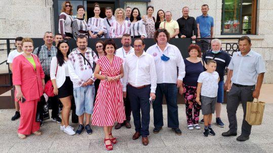 O GDR Eurural continúa intercambiando ideas e experiencias co norte de Romanía a través do proxecto Eurochef