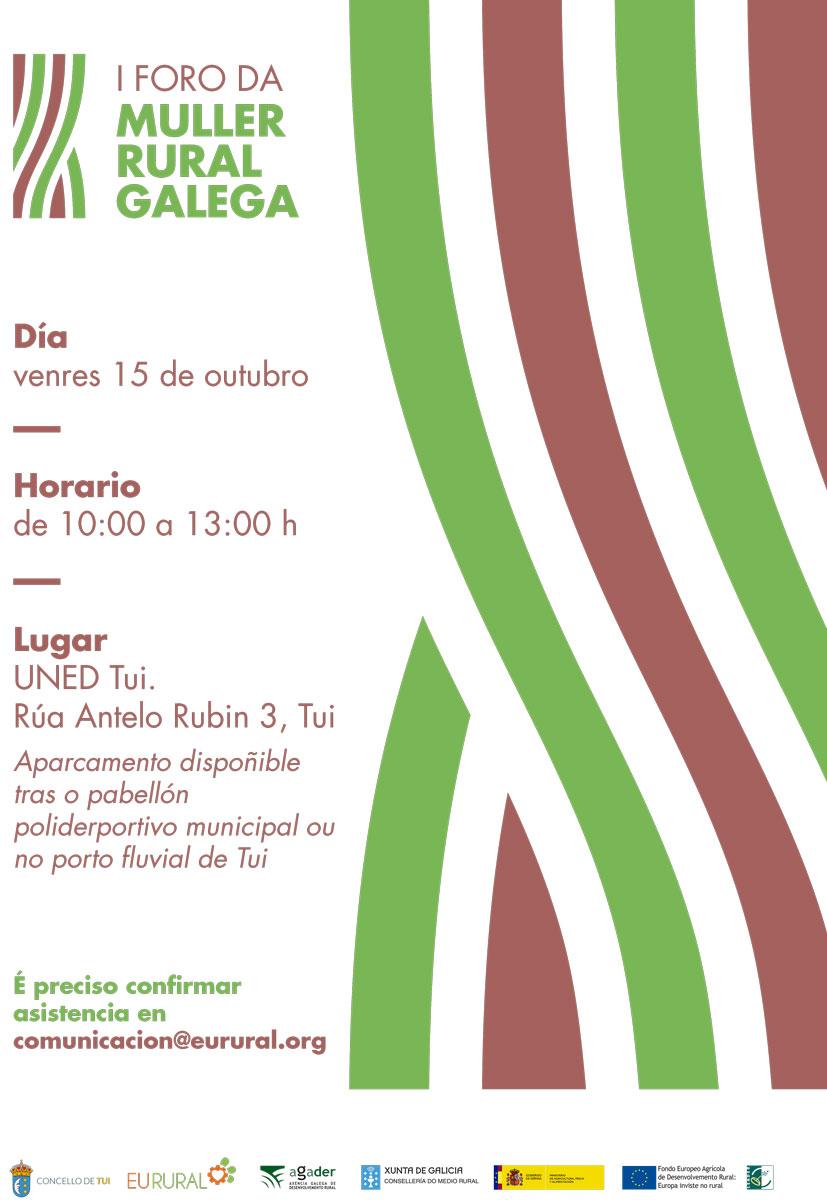 Eu Rural pon en marcha o Foro da Muller Rural Galega