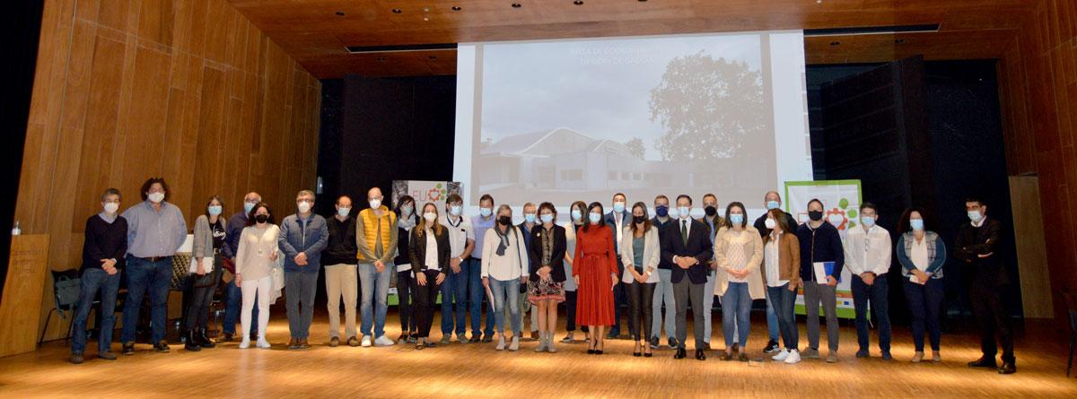 Os 24 GDRs de Galicia reúnense en Mos para seguir traballando a prol do rural